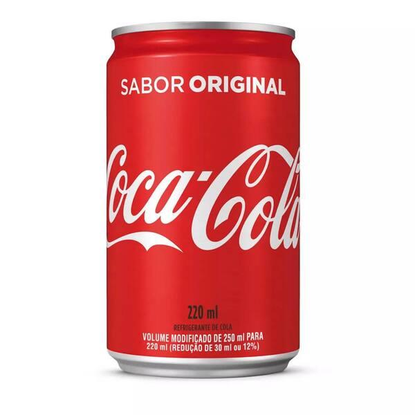 Coca mini lt 220ml