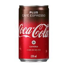 Coca cafe espresso 220ml