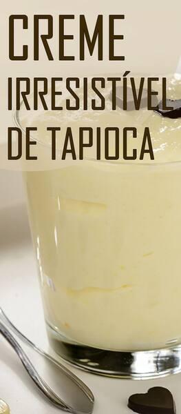 Combo  Do Nordeste: Copo de Creme de Tapioca com lascas de coco  Gelado  + Leite Moça e Calda de Morango de  300 ml