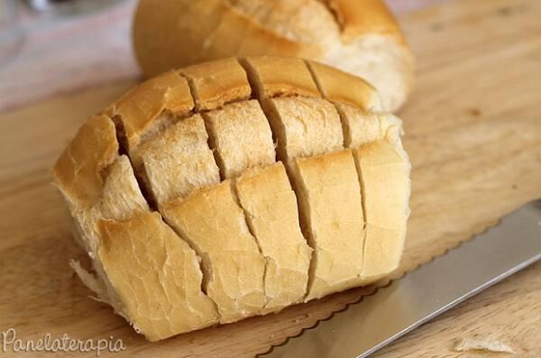 Pão Francês Fatiado