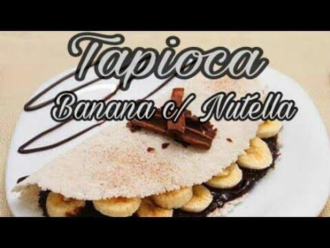 Combo wimp:Nutella com banana + Fanta laranja 200 ml