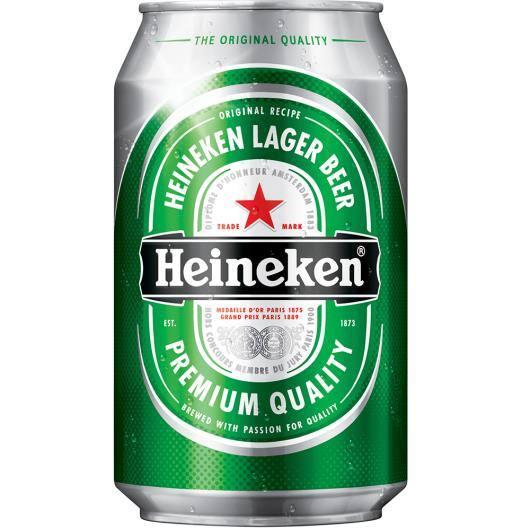 Heineken lata 350 ml
