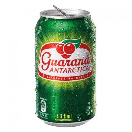 Guaraná lata 350ml