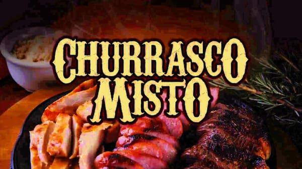 Porção de Churrasco Mista (400g)