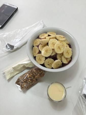 Açai creme 300 ml GRÁTIS acréscimo de banana junto