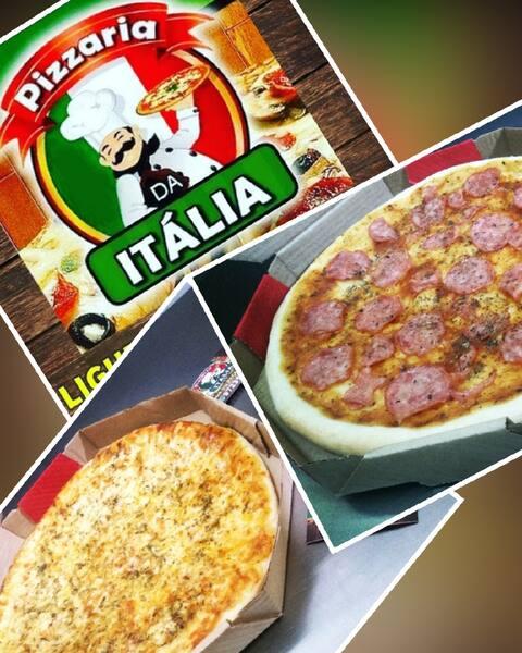 Pizza gigante 40 cm - 10 fatias