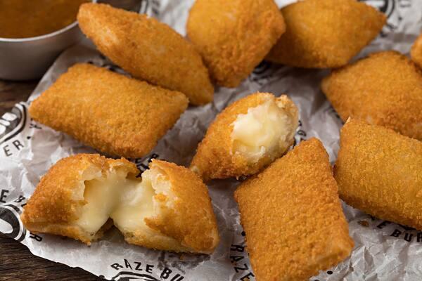 Crispy de queijo