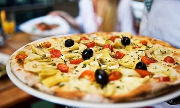 Pizza da Casa