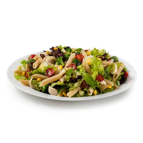 Salada de massa tamanho tradizionale
