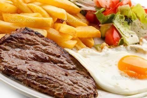 Bife brasileirinho