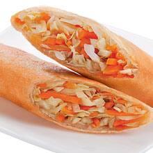 Rolinho vegetariano