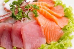 Combo 2 - 08 peças de sashimi ( 04 salmão + 04 atum.)