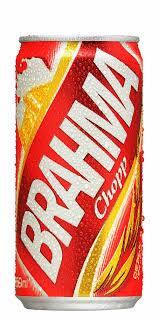 Cerveja Brahma latao - resenha com os amigos.  04 unidades gelada