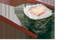 Hossomaki kanimaki 4 unidades