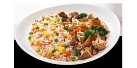 Beef Com Legumes - 500g