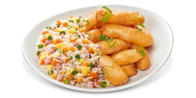 Peixe Empanado - 500g