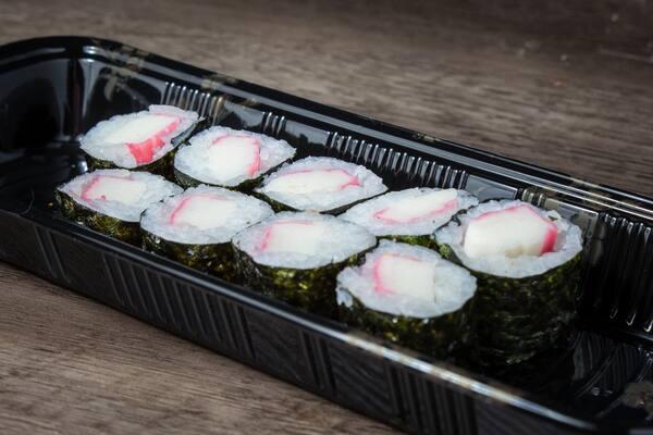 26 - hossomaki kani (8 unidades)