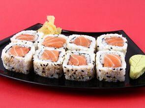 31 - huramaki filé de salmão (8 unidades)