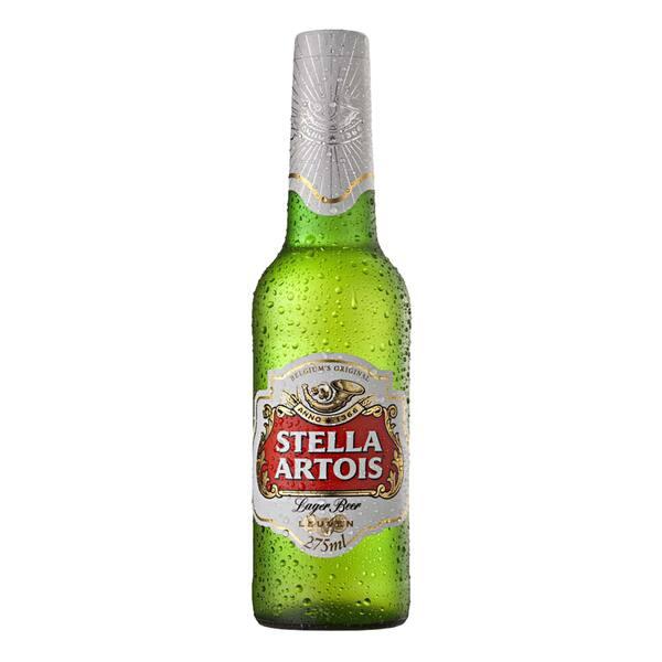 Cerveja stela artois