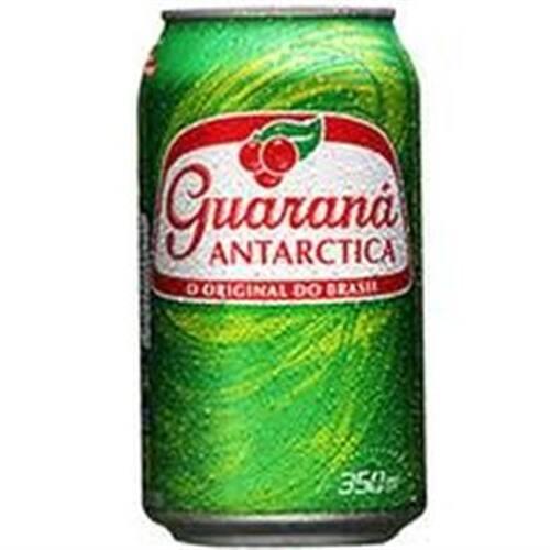 Guaraná antárctica lata