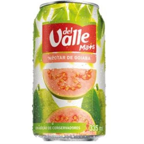 Suco Del Valle goiaba lata