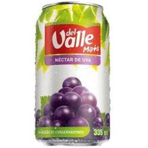 Suco Del Valle uva - lata