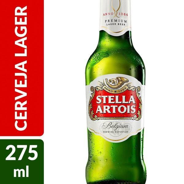 Stella Artois 275ml long neck