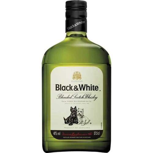 Whisky Black White 250ml