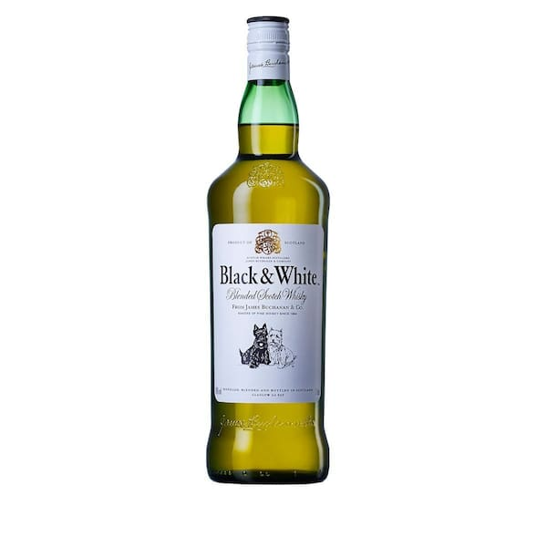 Whisky Black White 1L