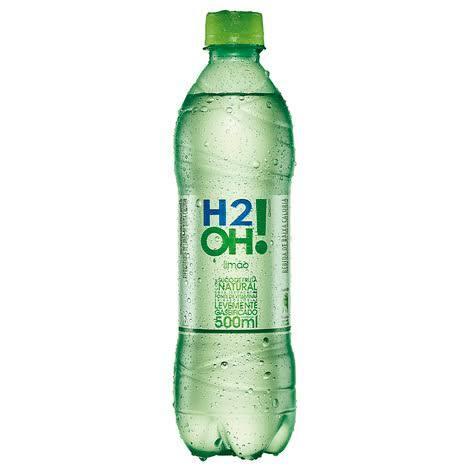 H2O limão 500 ml