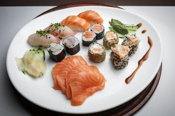 Sushi (20 peças)