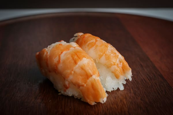 Sushi ebi  (4 pçs)