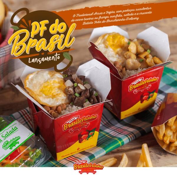 Box pf do brasil (carne)