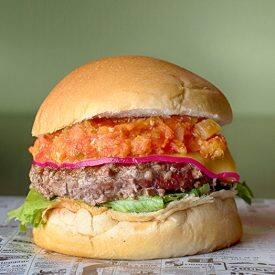 Combo: duke burger 180g picanha + duke chips