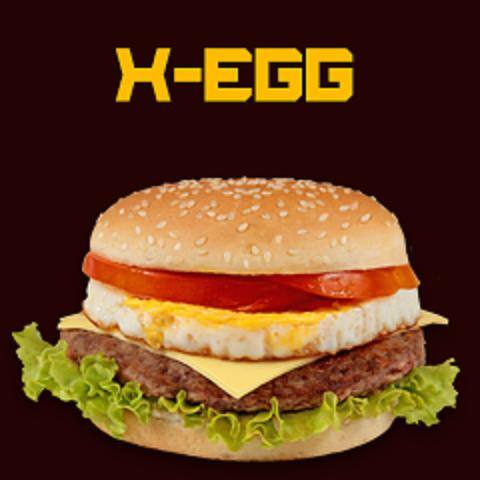 promoção do dia sanduiche x egg