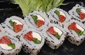 Uramaki vegetariano