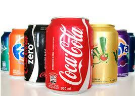Refrigerante lata 350 ml