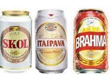 Cerveja lata 350 ml