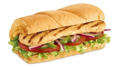 Sanduíche frango - 15cm