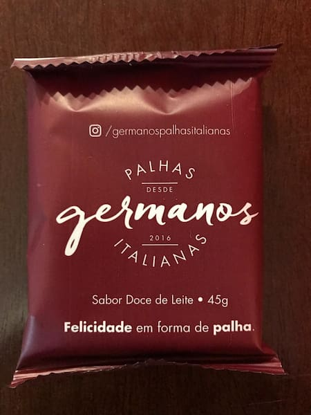 Palhas italianas germanos
