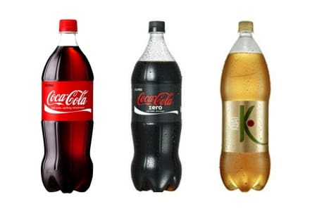 Refrigerante 1,5lt - coca-cola zero
