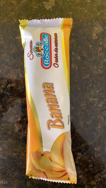 Banana picolé