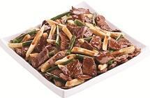 Carne com batata imperial