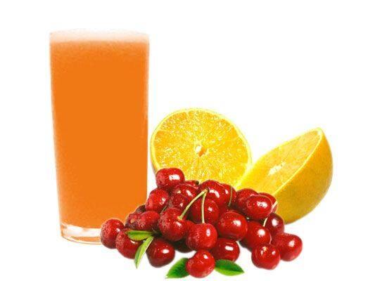 Suco de acerola com laranja 500ml