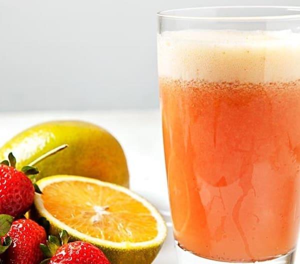 Suco de morango com laranja 500ml
