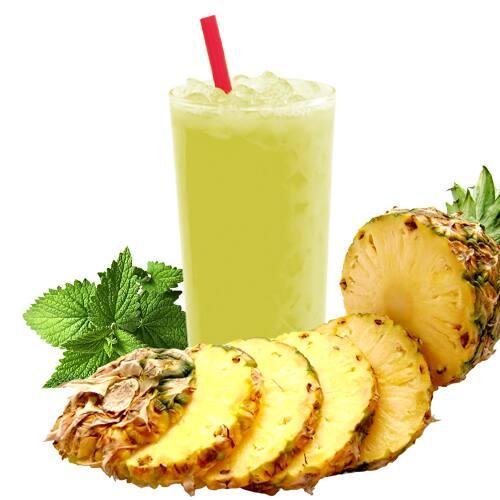 Suco de abacaxi com hortelã 500ml