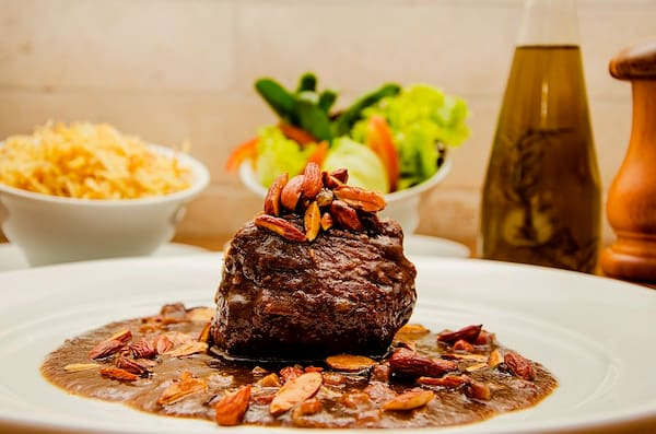 Filet the place