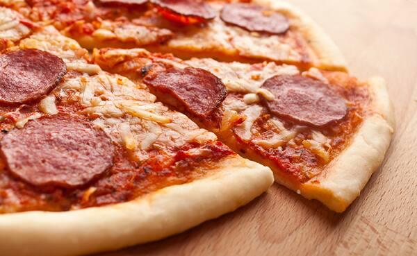 Pizza broto (individual)