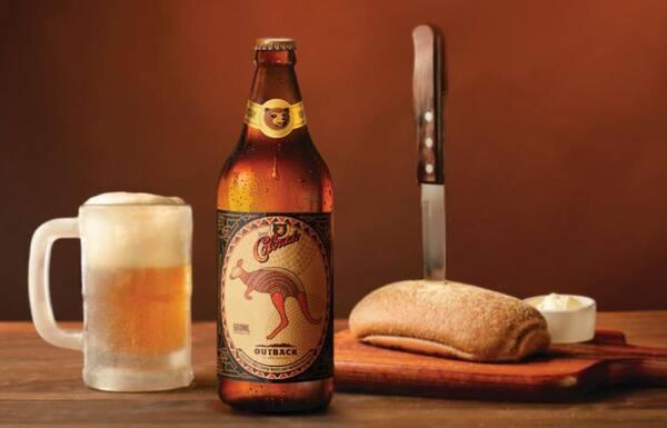 Cerveja Outback Colorado 600 ml