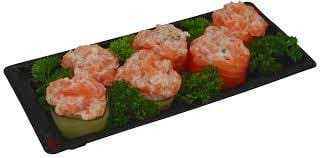 Dyo's de pepino com salmão - 6 unidades